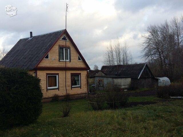 Gyvenamasis namas Rokiškio r. sav., Panemunėlyje