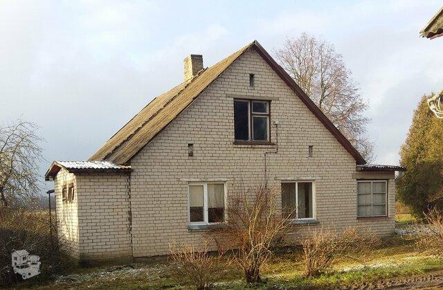 Gyvenamasis namas Kupiškio r. sav., Paberžiuose