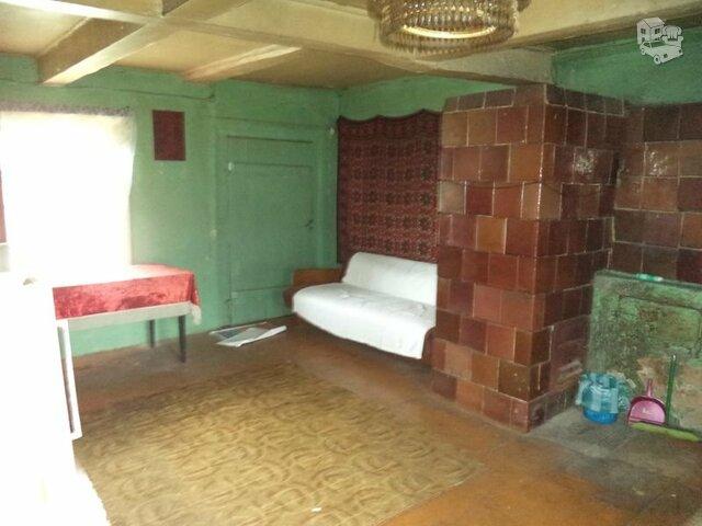 Gyvenamasis namas Trakų r. sav., Padvarionyse