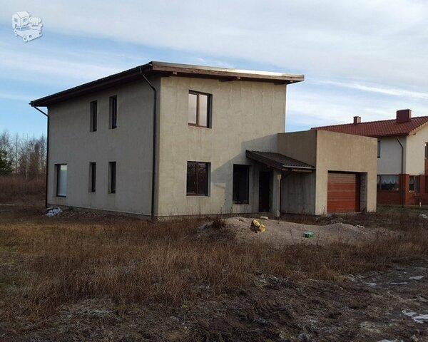 Gyvenamasis namas Klaipėdos r. sav., Mazūriškiuose