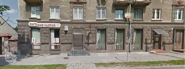 Parduodamos Kitos patalpos Vilniuje, Naujamiestyje, J. Basanavičiaus g.