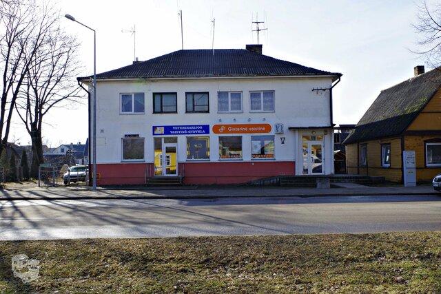 Parduodamos Kitos patalpos Elektrėnų sav., Vievyje, Vilniaus g.