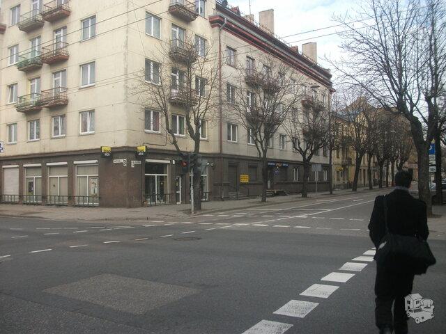 Parduodamos Kitos patalpos Kaune, Centre, A. Mickevičiaus g.