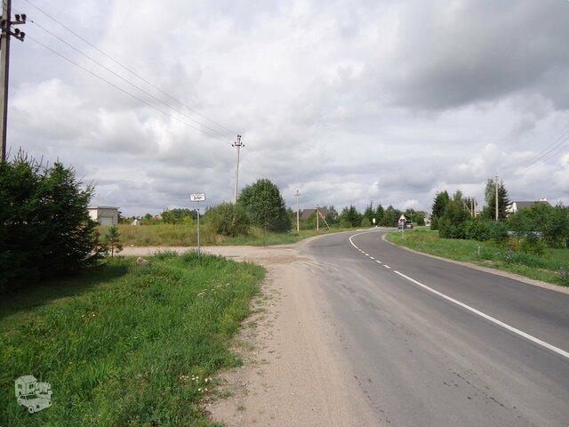 Sklypas Vilniaus r. sav., Saldenėje