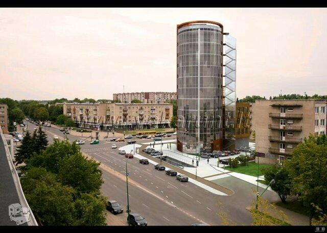 Sklypas Klaipėdoje, Centre, Taikos pr.