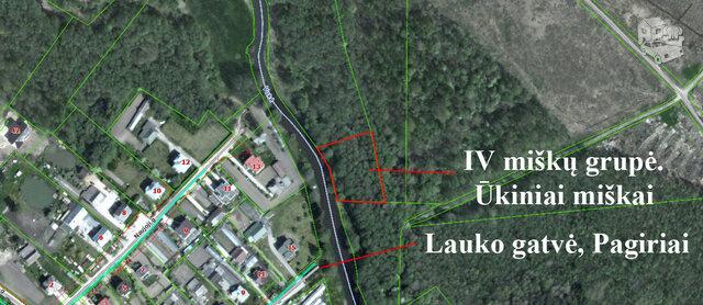 Sklypas Vilniuje, Pagiriuose