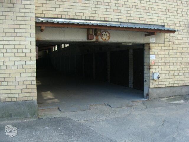 Garažas Vilniuje, Žirmūnuose, Tuskulėnų g.