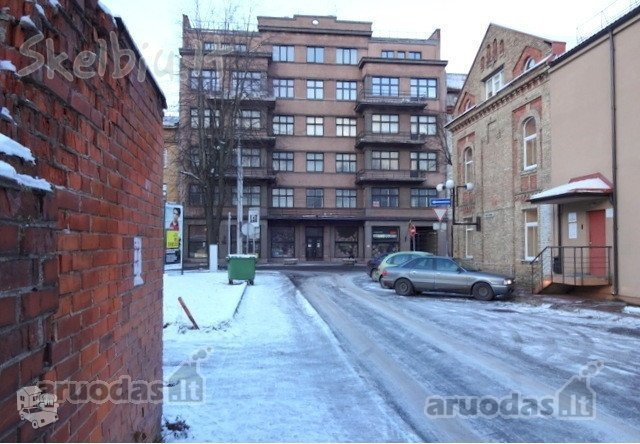 Garažas Kaune, Centre, Spaustuvininkų g.