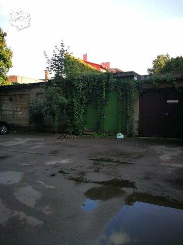 Garažas Klaipėdoje, Centre, Šaulių g.