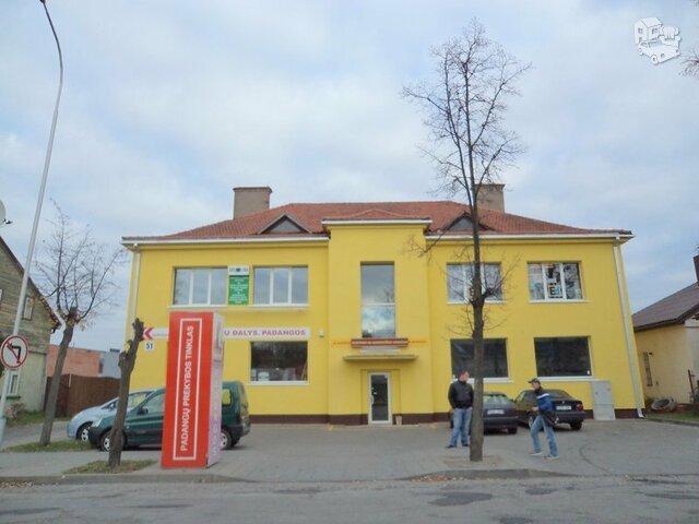 Kitos Patalpų nuoma Marijampolės sav., Marijampolėje, V. Kudirkos g.
