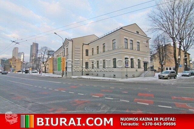 Kitos Patalpų nuoma Vilniuje, Centre, Lvovo g.