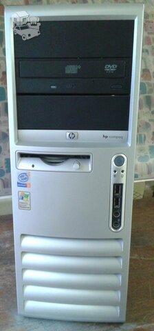 HP Compaq d530 cmt, pilnai veikiantis, procesorius Pentium 2,8