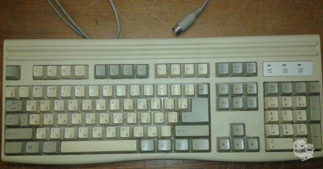 Sena klaviatūra Mitsumi su apvaliu kištuku