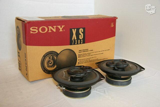 SONY XS-7303 garsiakalbiai