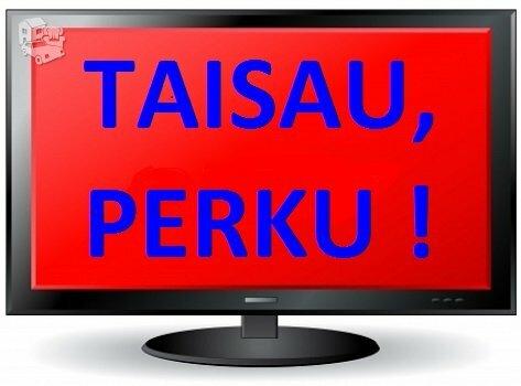Televizorius, remonto paslaugos