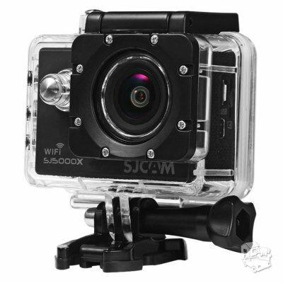 SJCAM SJ5000X www.VideoRegistratorius.eu