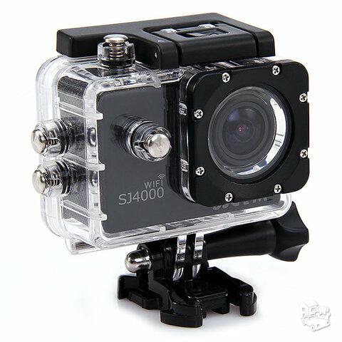 SJCAM SJ4000 Wifi www.VideoRegistratorius.eu